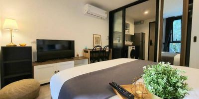 Studio Condo for Rent at The Base Central, Phuket