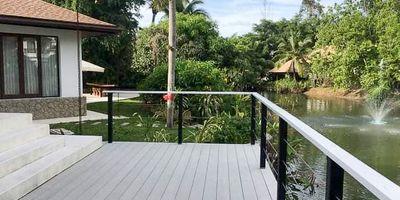 Elegant 5 Bed Villa with Lake View, Surin, Phuket