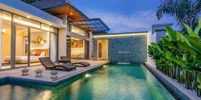Kha Naen – New Private 4-Bedroom Pool Villa in Thalang