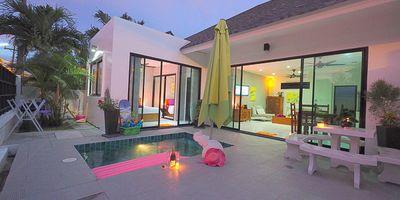 2 Bedroom Semi-detached Pool Villa, Soi Pattana, Rawai