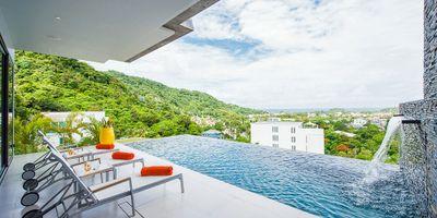Contemporary Sea View 5 Bedroom Villa on Kata Hill near Kata Noi