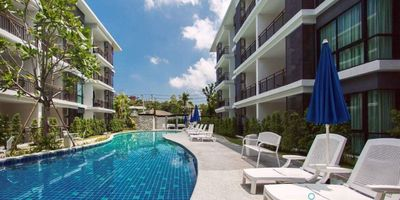 Beachfront Residential Two Bedroom Condos in Rawai