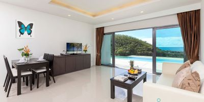 Spacious Sea View Apartment for Sale in Patong