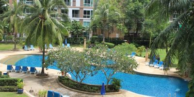 Large Foreign Freehold Studio Condo for Sale in Patong Beach