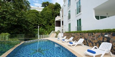 Spacious One Bedroom Condo for Sale in the Hills of Kata Beach