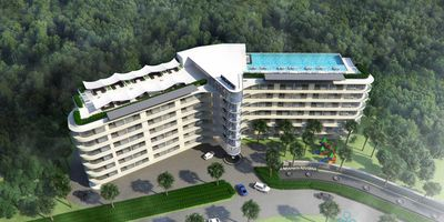 Two Bedroom Condo – Forest View – Andaman Riviera