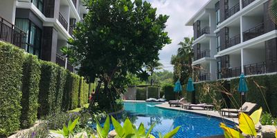 Furnished One Bedroom Condo @ The Title Rawai for Rent