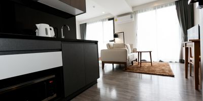 Modern Studio Condo for Rent in Patong