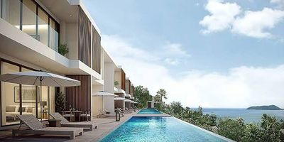 Direct Pool Access Condos @ Patong Bay Hill For Sale