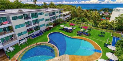 Modern Style 1 Bedroom Serviced Apartments for Sale in Karon