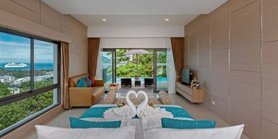 1 Bedroom Ocean View Condo for Sale in Patong Beach