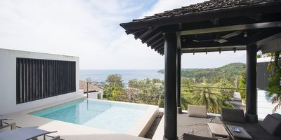 Luxurious Foreign Freehold Sea View Surin Heights Residence for Sale